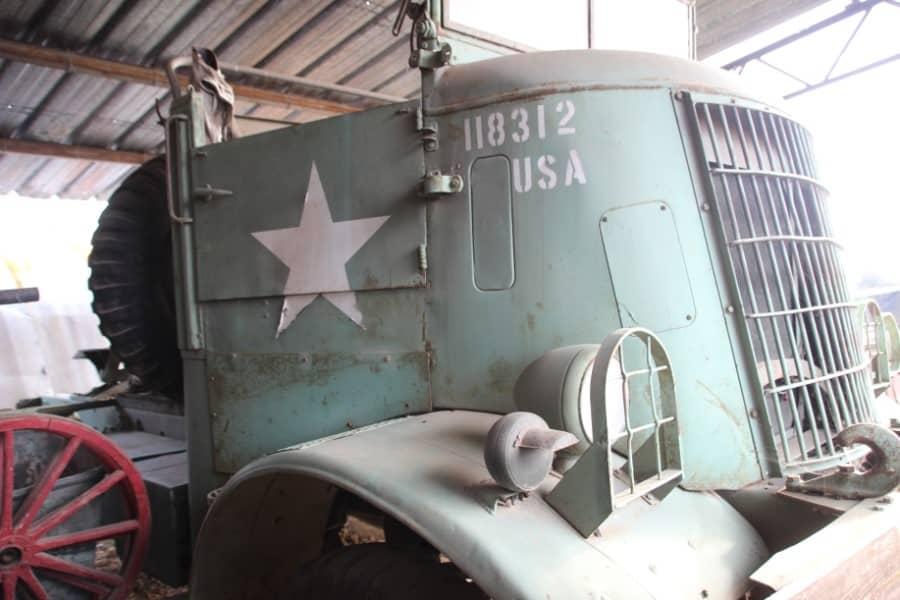 véhicule militaire US