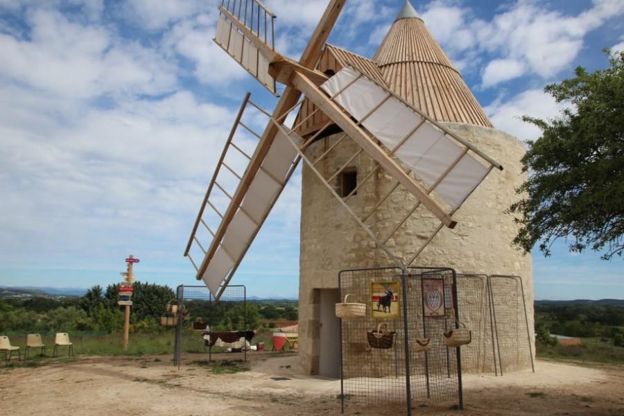 Moulin de La Calmette