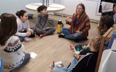 Moulézan | L'école Montessori pour les plus grands aussi