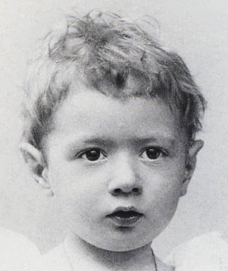 Charles de Gaulle enfant