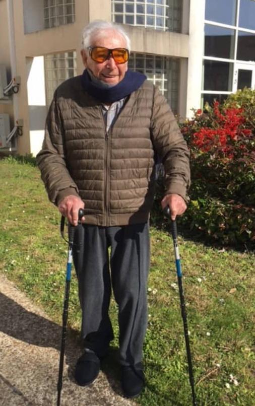 personne centenaire