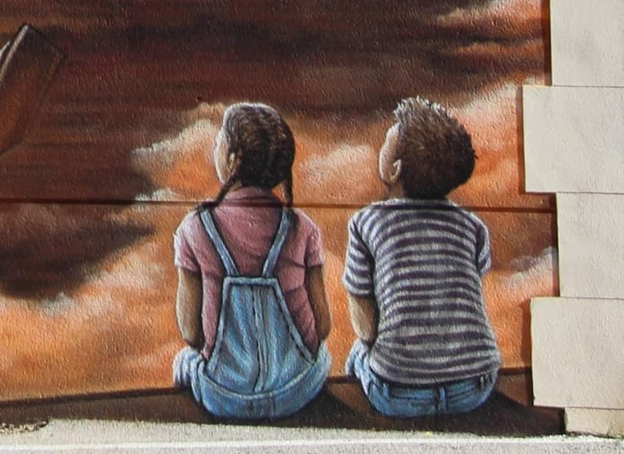 Graff à Saint-Bauzély