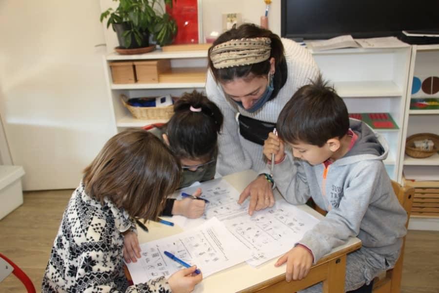 Ecole Montessori des Leins