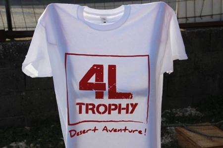 Tee-shirt 4L Trophy