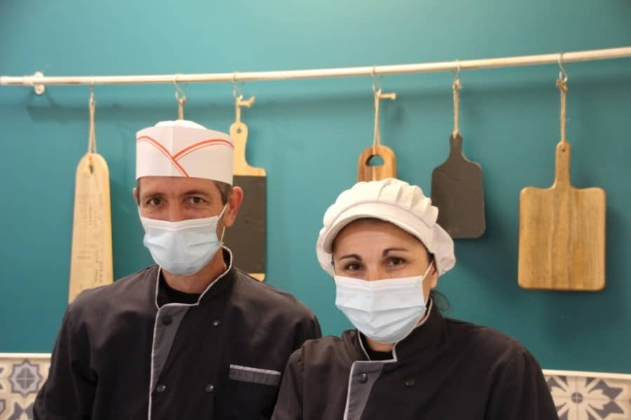 Cuisiniers en Ehpad