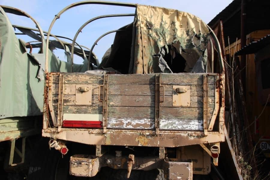 camion militaire français