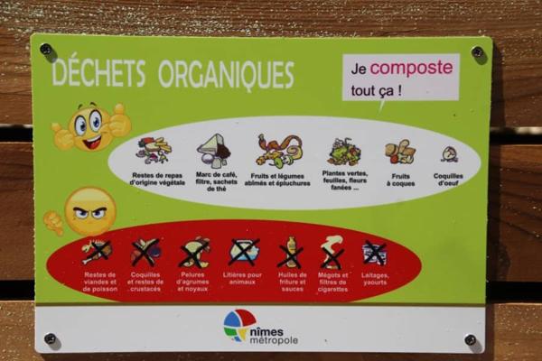 Bac de compostage