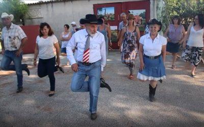 Clarensac | Comment danser la country