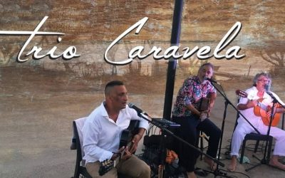 Trio Caravela | Une amitié bien accordée