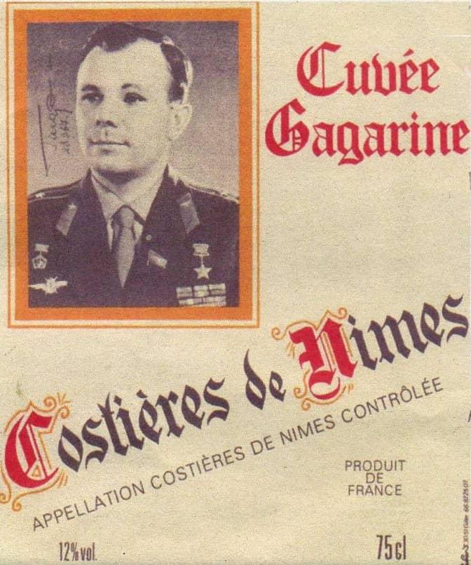 Cuvée Youri Gagarine
