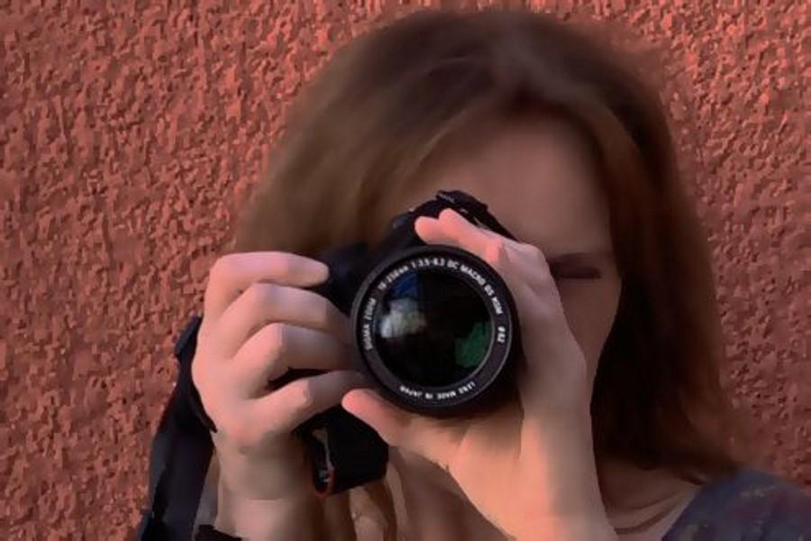 Portrait de photographe